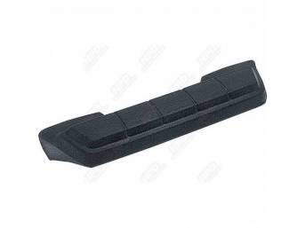 ARM REST, Front Door, Black, RH or LH,
