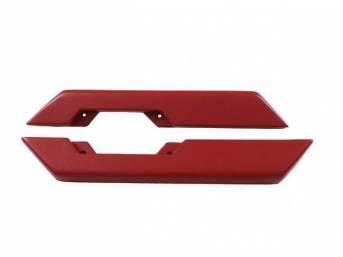 ARM REST SET, Front Door, Portola Red /