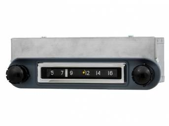 RADIO, AM/FM, OE Appearing W/ AM dial front