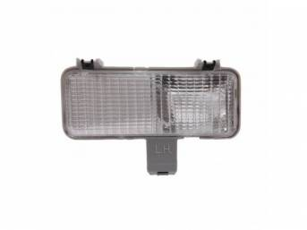 LIGHT ASSY, Parking, in grille (located below the