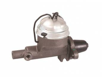 MASTER CYLINDER, NEW, W/ 1-1/8 INCH DIAMETER BORE