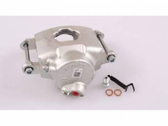 CALIPER ASSY, Wheel Brake, front, RH, Unloaded, single piston, rebuilt