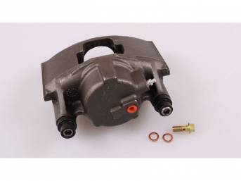 CALIPER ASSY, Wheel Brake, front, LH, Unloaded, single piston, 2 15/16 inch bore, rebuilt