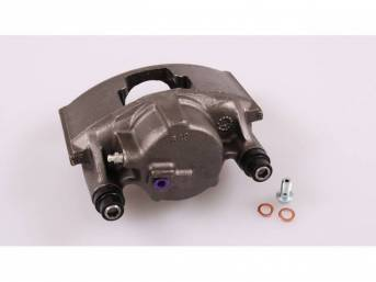 CALIPER ASSY, Wheel Brake, front, RH, Unloaded, single piston, 2 15/16 inch bore, rebuilt