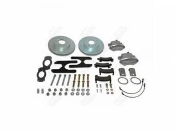 Drum To Disc Conversion Kit Standard Rear Drum