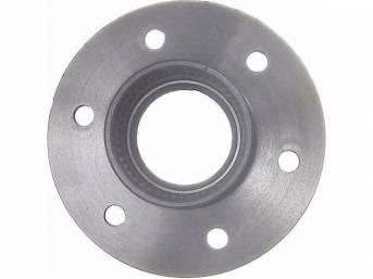HUB, Disc Brake Rotor, Front, repro