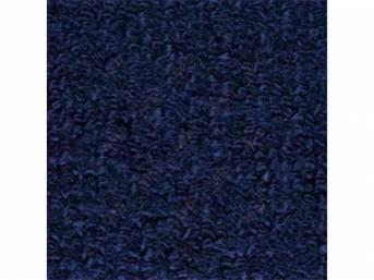 Carpet Loop Reg Cab Midnight Blue Full Floor