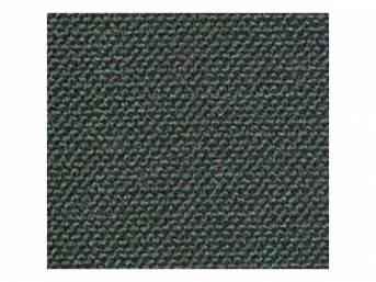Carpet Daytona Reg Cab Dark Green Full Floor