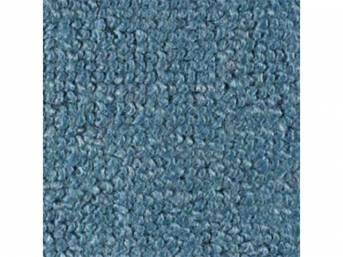 Carpet Loop Reg Cab Medium Blue 2 Wheel