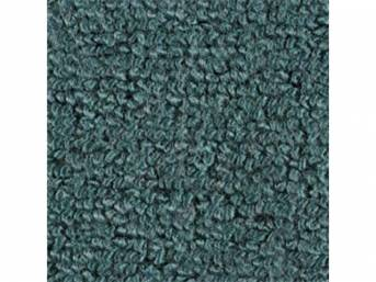 Carpet Loop Reg Cab 2 Wheel Drive Blue