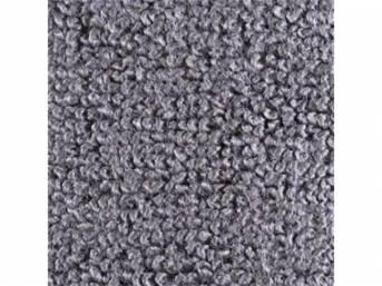 Carpet Loop Reg Cab 2 Wheel Drive Charcoal
