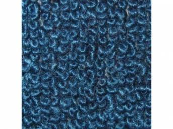 Carpet Loop Reg Cab Bright Blue 2 Wheel