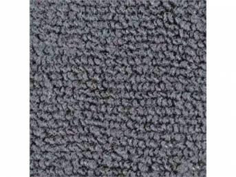 Carpet Loop Reg Cab Gunmetal Gray 2 Wheel