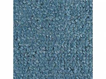 Carpet Loop Reg Cab Medium Blue 2 Wheel