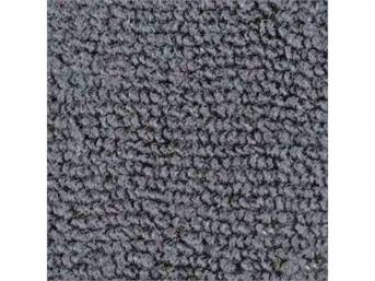 Carpet Loop Reg Cab Gunmetal Gray 4 Wheel