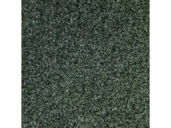Carpet Cutpile Reg Cab Dark Gray 2 Wheel
