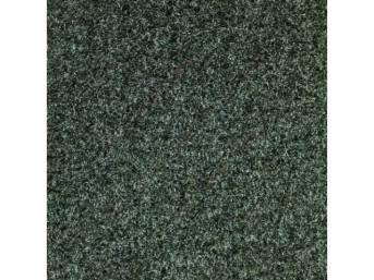 Carpet Cutpile Crew Cab Dark Gray 2 Wheel