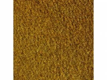 Carpet Cutpile Crew Cab Buckskin 2 Wheel Drive