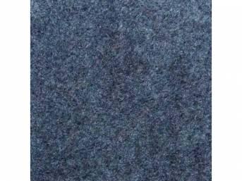Carpet Cut Pile Blue Reg Cab 2wd Exc