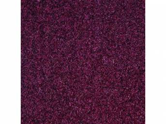 Carpet Cut Pile Carmine Reg Cab 2wd 4sm/T