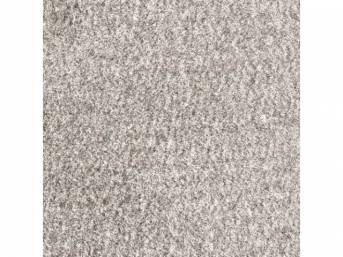 Carpet Cutpile Reg Cab Dove Gray 2 Wheel