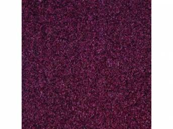 Carpet Cutpile Reg Cab Carmine 2 Wheel Drive