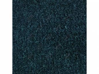 Carpet Cutpile Reg Cab Dark Blue 2 Wheel