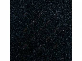 Carpet Cutpile Reg Cab Black 4 Wheel Drive