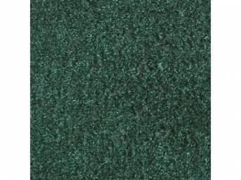 Carpet Cutpile Crew Cab Light Jade Green 4