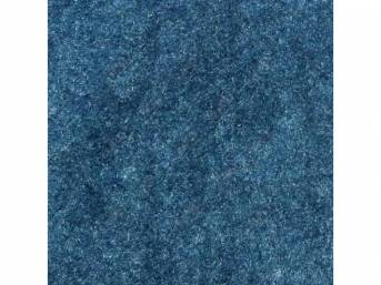 Carpet Cutpile Crew Cab Blue 2 Wheel Drive