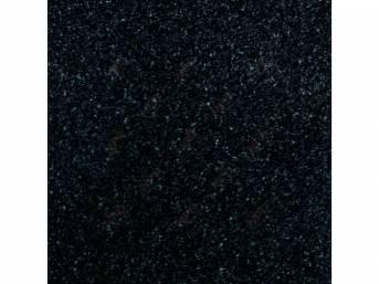 Carpet Cutpile Reg Cab Black