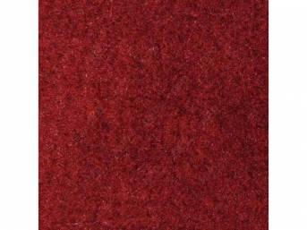 Carpet Cutpile Reg Cab Oxblood