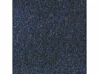 Carpet Cutpile Reg Cab Midnight Blue