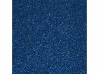 Carpet Cutpile Reg Cab Dark Blue