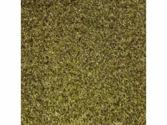 Carpet Cutpile Reg Cab Sandalwood