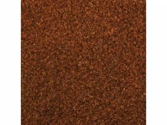 Carpet Cutpile Reg Cab Cognac