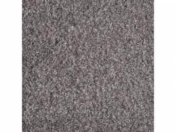 Carpet Cutpile Reg Cab Med Gray