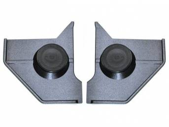 KICK PANEL SPEAKER SET, STANDARD 6 1/2 INCH