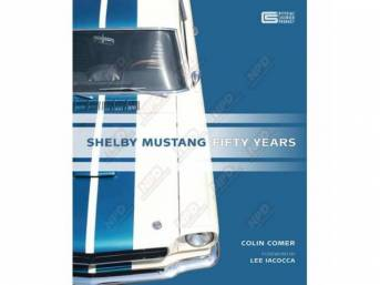 BOOK, Shelby Mustang: The Total Performance Car, by