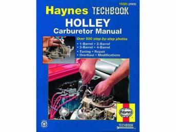 BOOK, HOLLEY CARBURETOR MANUAL