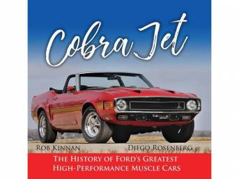 BOOK, Cobra Jet, The History of Ford?