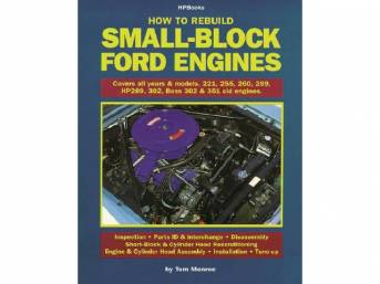 BOOK, HOW TO REBUILD YOUR SMALL BLOCK