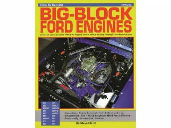 BOOK, HOW TO REBUILD YOUR BIG BLOCK