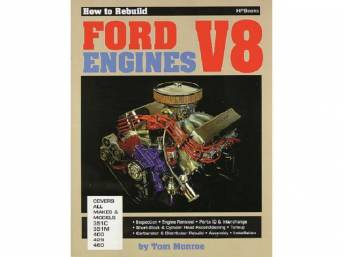 BOOK, HOW TO REBUILD YOUR 351 / 429