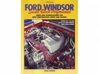 BOOK, FORD WINDSOR SMALL-BLOCK PERFORMANCE