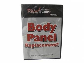 DVD, PAINTUCATION BODY PANEL REPLACEMENT
