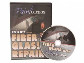 DVD, PAINTUCATION, FIBERGLASS REPAIR