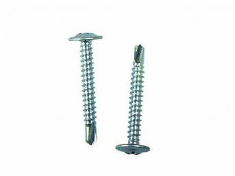 Kick Panel Screw Kit RH and LH side for 79-93
