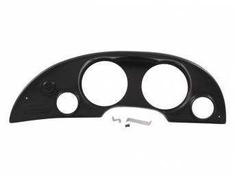 Gauge Holder, Race Style Instrument Cluster Bezel, Auto