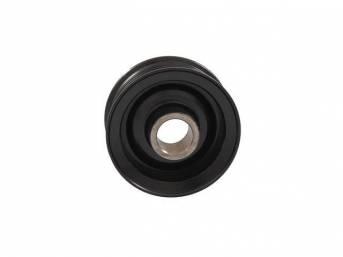 Pulley, Alternator, 6 Groove, 65.0 Mm Diameter, Original F6zz-10344-A2a, Gp-717